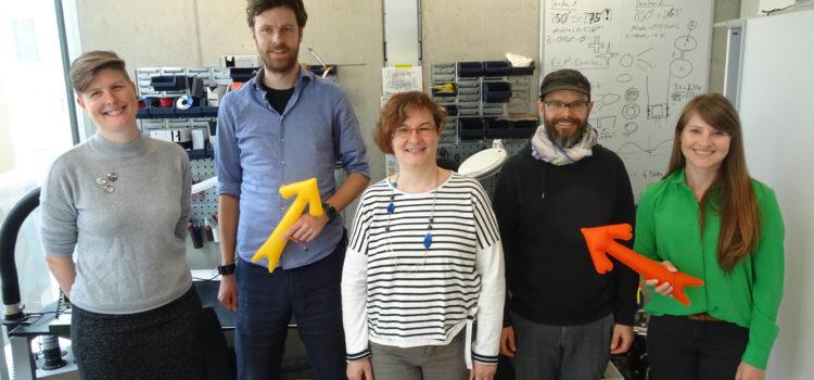Human-Computer Interaction group at Bauhaus-Universität Weimar